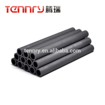 China Plant High Purity Graphite Tube In Inventory Raw Material