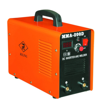 180 litres DC Inverter MMA Welder (MMA-180D)