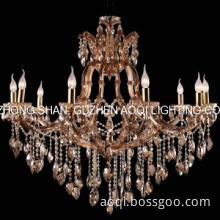 2012 Modern Luxury Crystal Pendant Lamp