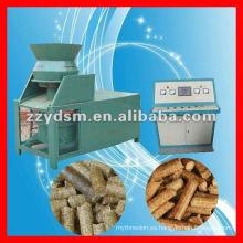 nuevo tipo máquina de briquetas de biomasa de tallo / máquina de pellets de biomasa