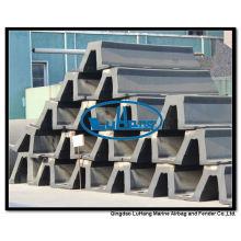 Defensor de muelles marinos Guardabarros de muelles Arch Fender