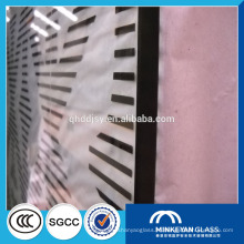 12мм 14мм 16мм 19мм декоративная шелкография закаленное стекло для двери