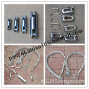 Snake Grips,Cable pulling sock,Pulling grip,Support Grip,Pulling grip