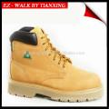 CSA a approuvé les hommes de sécurité industrielle bottes de travail / chaussures de sécurité