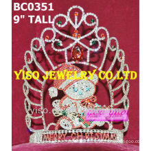 holiday pageant crown