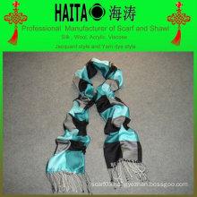 fashion style scarf with silk