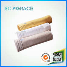 Metallurgy industrial Fiberglass bag filter for dust collector