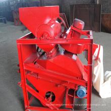 Máquina descascaradora pequeña del cacahuete de Sheller de las semillas oleaginosas