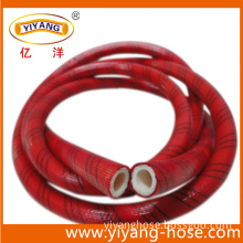 Flexible High Pressure Ribbed Red PVC Agricultural Spray Hose