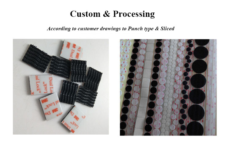 3m dual lock strips