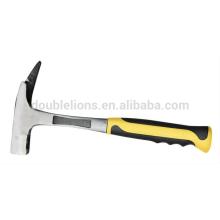 Maschinist Hammer mit einem Stück Volumenkörper und Fiberglas-Griff