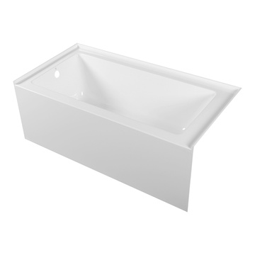 Saluran Soaking Best Acrylic Three Wall Alcove
