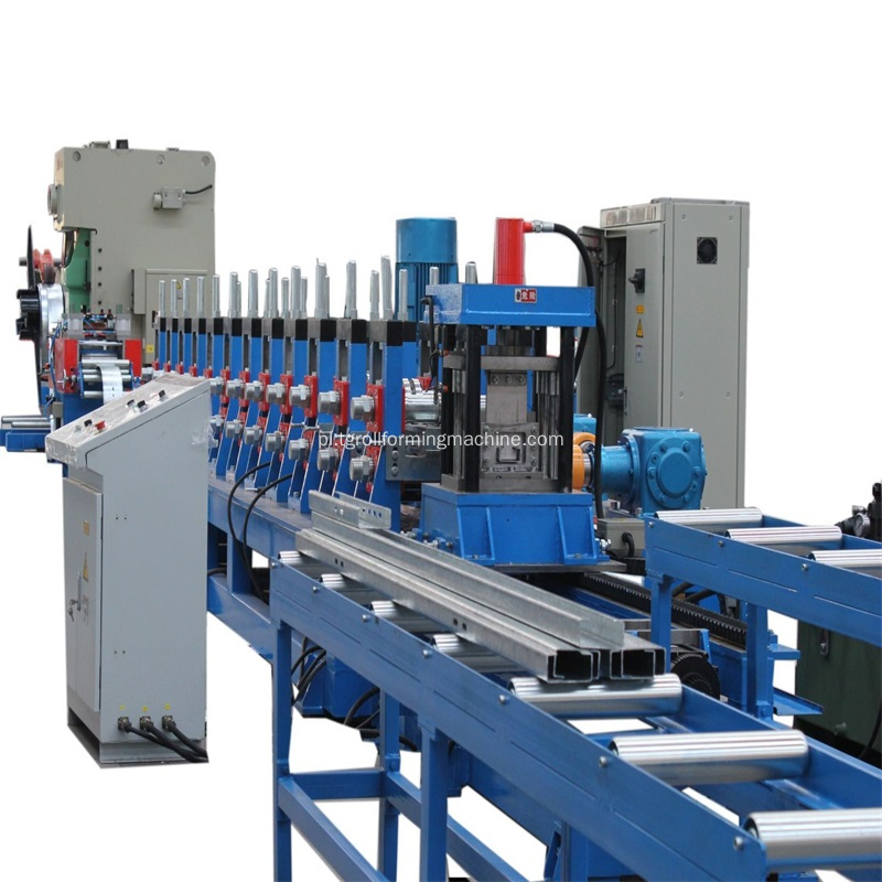 Solar Tail Box Rack Roll Forming Machine