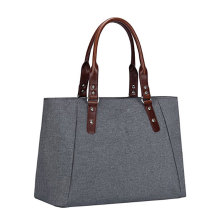 Blank Reusable Promotion Luxury Tote Handväska