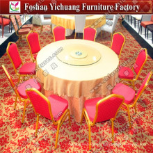 Dining Table and Chair for Events Yc-Zl22-30