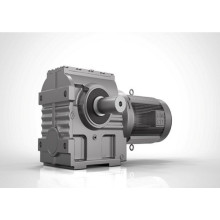SAF Output Rendah Helical Worm Reducer Gear box