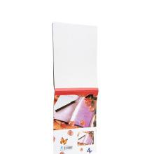 Cheap Four Colours Custom Notebook ejercicio de impresión del cuaderno