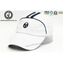 High Quality 100% Poliéster Outdoor Leisure Hat Sport Golf Cap