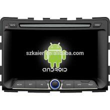 Beaucoup en stock! Android 4.2 écran tactile voiture dvd GPS pour Ssangyong Rodius + dual core + OEM + Glanoss + 1024 * 600 écran tactile