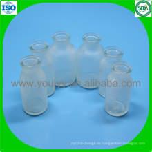 Glasflasche Typ II