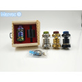 Stabilized Wood Box Mod Tempareturer Stabilized Wood Mod Single 18650 21700 20700 battery