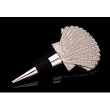 Sea Shell Wine Bottle Stopper, Bottle Closer (GZHY-BS-024)