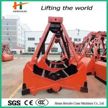 Girar el gancho agarrador hidráulico de alta productividad