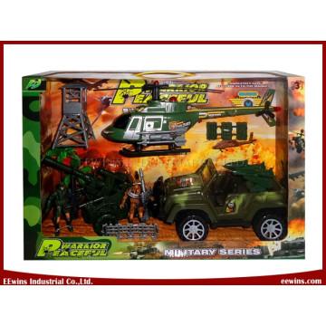 DIY Toys Military Sets for Kids