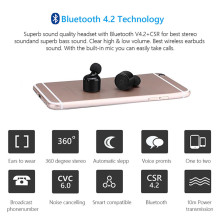 Großhandel True X1T Wireless Doppel-Bluetooth-Headset