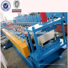 2013 new design popular clip lock profile roll forming machine/structural standing seam roof panel roll forming machine