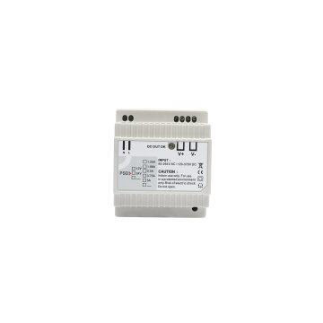 Fuente de alimentación conmutada 30W 24V 1.25A con protección de cortocircuito