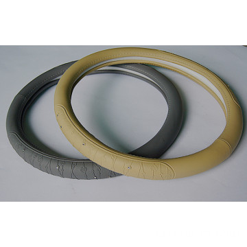 Good Quality for Black Carbon Steering Wheel Cover Microfiber Leather Car Steering Wheel Cover export to Iraq Supplier