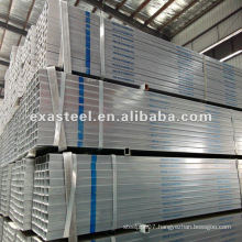 2.5 inch galvanized tube