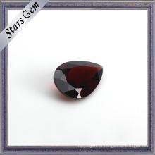 Brilho Brilhante Pedra Natural Garnet Gemstone