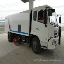 Dongfeng 4X2 Sweeper Truck 8 Tons Road Sweeper