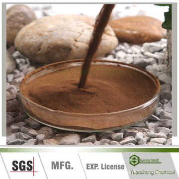 Lignosulfonate de sodium auxiliaire (MN) adapté aux besoins des utilisateurs d'engrais