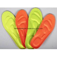 Nouveau Design 4D Massage Confortable Mouvement Sport Chaussures Semelle (FF627-4)
