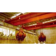 40t-50m Bucket Overhead Eot Crane for Garbage Power Station