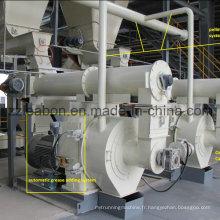 Moule à granulés en bois à combustible solide pour chauffage (6000 tonnes / an)