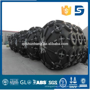Pára-choque de borracha pneumático marinho do certificado de CCS