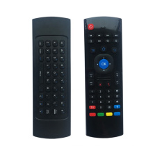 MX3-M Universal RF Air Mouse Remote support voice function,google assistant for android