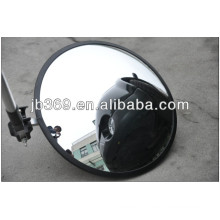 car inspection mirror with safety usage