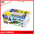2016 mag-sagesse Magic potentiel développement bâtiment bloque jouets intelligents 688pcs Set