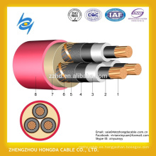 # 2/0 AWG Cobre estañado 3-Core Power Cable