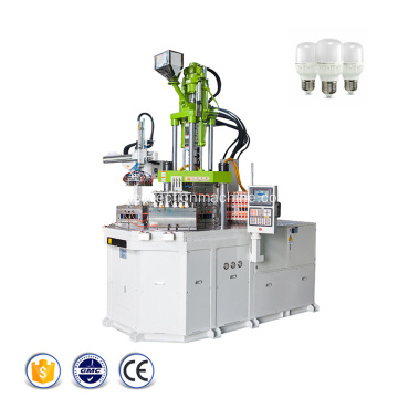 Rotary LED Cup Plastic Injection Molding Machine