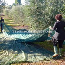 Alta qualidade mais barato oliva netting picking olive