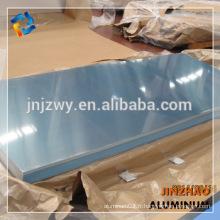 7075 Feuille d'aluminium utilisée dans l'avion