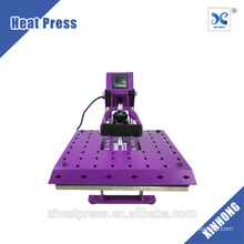 Portable Automatic Heat Transfer Printing Machine 16x20 for T-shirt Thread Heating Platen
