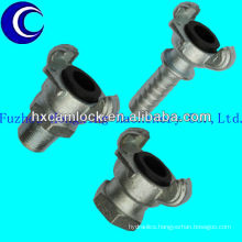 Air hose coupling American type
