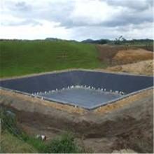 Гидроизоляционная пленка HDPE для крыш / прудов / озер / бассейнов